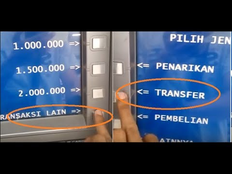 Limit trasfer ATM Bri