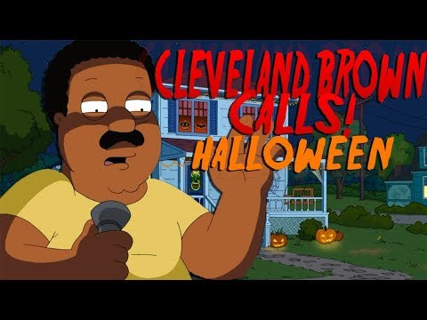 Cleveland Brown Halloween Prank Call!