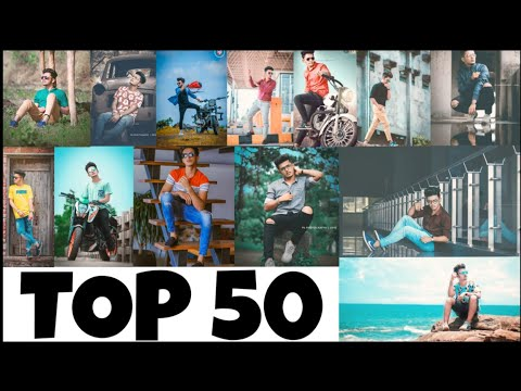 Top 50 Best pose for man || New Stylish Photo Poses for Men | Pose like Model vijay Photography