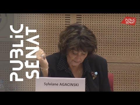 Vidéo de Sylviane Agacinski