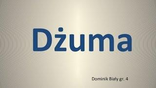 DŻUMA - dokument pl