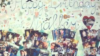 HAPPY 19TH BIRTHDAY !!! ; NIALL JAMES HORAN (from CIS)