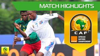 Cameroon vs DR Congo | Orange African Nations Championship, Rwanda 2016