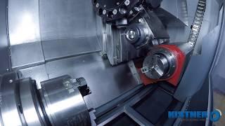 KOVOSVIT MAS / SP 280 SY – CNC Lathe – KISTNER Werkzeugmaschinen