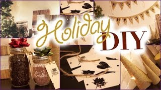 VLOGMAS DAY 3!! | DIY Mason Jar Gifts!