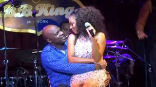"""Chante Moore """"Precious/Medley-Keep Running in and Out of My Life"""""""