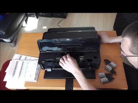 Canon Drucker ip 7250 in Betrieb nehmen