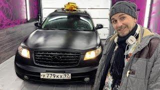 РЕАКЦИЯ подписчика - подарил ДЖИП Бесплатно!