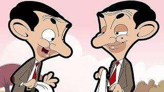 2 Beans In A Pod    Funny Clips   Mr Bean Cartoon World