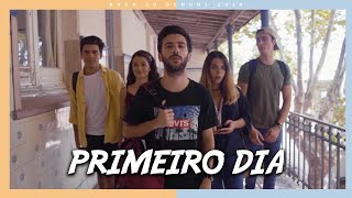 PRIMEIRO DIA DE AULAS   #BTS2019   JOÃO JONAS