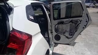 Peredam panas dan pelindung panas dan aksesoris mobil kap mesin mobil Honda Jazz Rs 2015