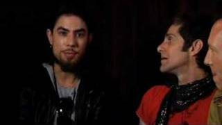 NME Awards USA: Jane's Addiction Exclusive Interview