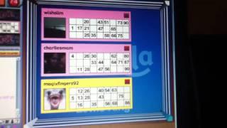 Tombola Bingo - Knockout Funny Wins (1am)
