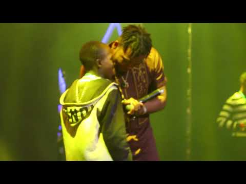 OLAMIDE'S EPIC PERFORMANCE OF MOTIGBANA AND WO! WITH KID DANCERS
