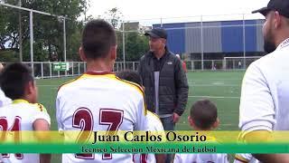 Juan Carlos Osorio Estrellas de Navidad