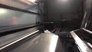 Three layer film blowing machine with auto rewinder ,whatsapp +86-15258013112
