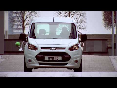 Ford  Transit  Connect Фургон класса M - рекламное видео 1