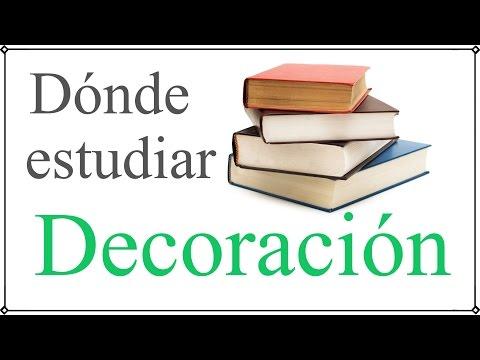 C mo ser decorador o d nde estudiar deco patri blanco - Donde estudiar interiorismo ...
