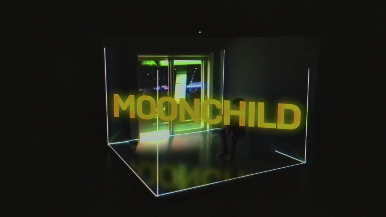 RM — Moonchild (Lyric Video)