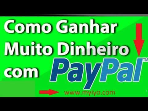 MYIYO!! Como Ganhar EUROS no Paypal Respondendo Pesquisas e Convidando Amigos