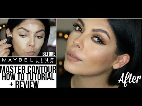 FaceStudio Master Contour V-Shape Duo Stick by Maybelline #11