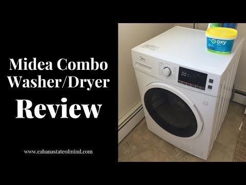 2-in-1 Combo Washer Dryer Review