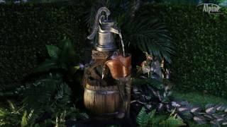 Kingsdowne Old Fashioned Pump Fountain