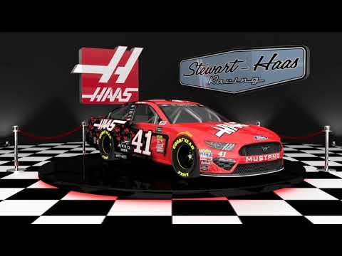 2019 No. 41 Haas Automation Ford Mustang