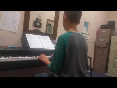 Student  of Judy Flenoid 2017