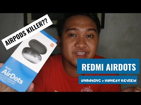RedMI Airdots Unboxing + Honest Review (AIRPODS KILLER?)
