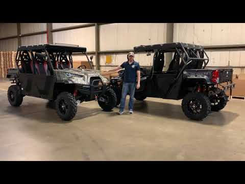 2019 Odes Dominator X2 800cc LT Zeus V.2 in Mio, Michigan - Video 1