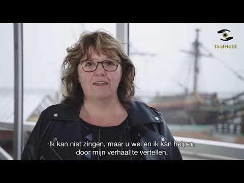 Marina Wapperom uit Swifterbant schrijft aan Rob de Nijs haar allereerste brief