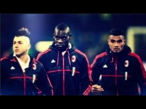 AC Milan - The Fantastic 3 | HD