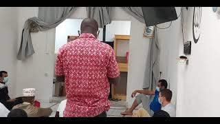 Prière du vendredi 22 0ctobre mosquée assalam Cayenne