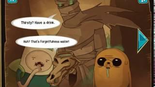Adventure Time . Время приключений Фин и кости.