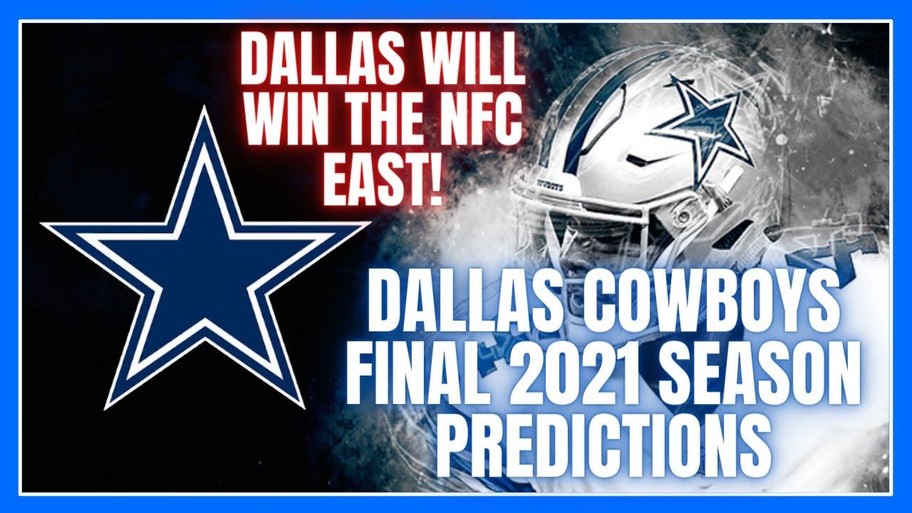 Dallas Will Win The NFC East!