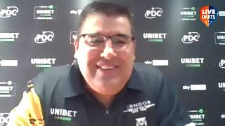 """Jose De Sousa: """"It's so hard to see Glen Durrant suffering, we need him to come back again"""""""