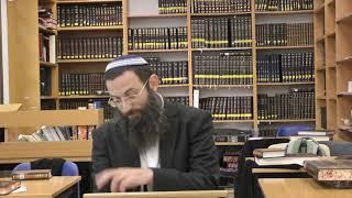 חופה וקידושין חושן משפט סימן לג סע' א-יא - הרב אריאל אלקובי שליט''א