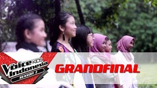 Opening 6 Finalis The Voice Kids Indonesia Season 2