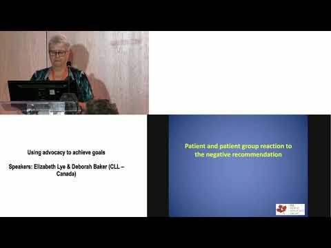 9 Using advocacy to achieve goals Elizabeth Lye & Deborah Baker