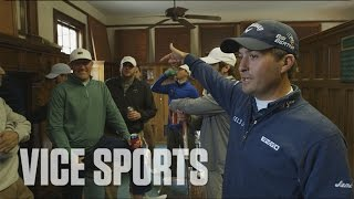 Beer, Bets, and Golf Cart Races: Kevin Kisner Preps for the Masters