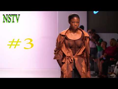 TOP 10 MOST EXPOSED OUTFIT AT LAGOS FASHION WEEK PART 1