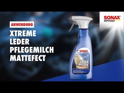 SONAX Xtreme Leder Pflege Milch