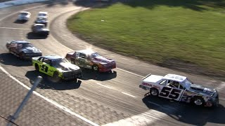 SID'S VIEW | 2020 | Waterford Speedbowl | SK Light & Sportsman Highlights