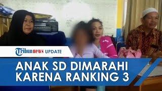 Viral! Video Seorang Anak SD Dimarahi Ibu karena Ranking 3