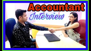 Accountant #interview : #Accounts and #Finance