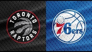 Toronto Raptors vs Philadelphia 76ers Game 3 | Live Reactions & Play-By-Play