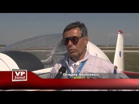 Miting aviatic, la Strejnic