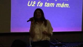 Nikol Bugalová - V sieti ťa mám (cover by Kristína)