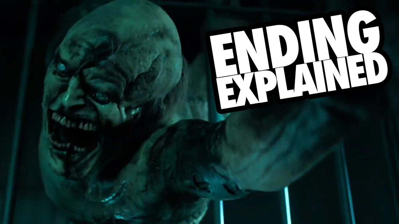 SCARY STORIES TO TELL IN THE DARK (2019) Ending + Monsters Explained Screenshot Download